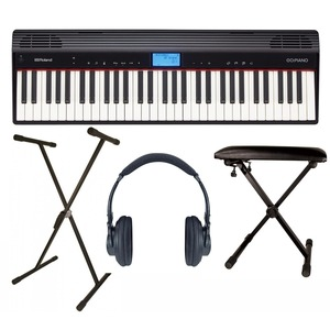 Roland GO PIANO Package Deal