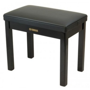 Yamaha GTB Piano Bench - Polished Ebony