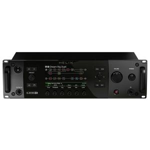 Line 6 Helix RACK Guitar Effects Processor / Multi-Effects Unit