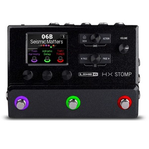 Line 6 HX Stomp - Guitar Multi-Effects