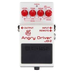 Boss JB2 'JHS Pedals' Angry Driver Pedal