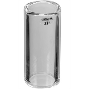 Jim Dunlop 213 Heavy Wall Glass Guitar Slide - Large