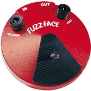 Jim Dunlop JDF2 Fuzz Face