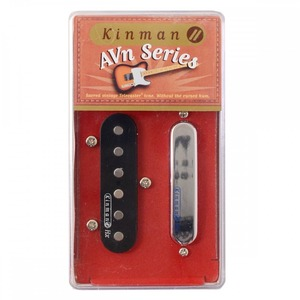 Kinman Broadcaster - Tele Pickup Set - Zero Hum