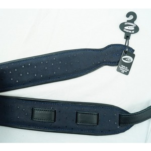 Leather Graft Deluxe Softie - Blue Pimple