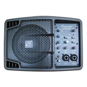 Studiomaster 150 Watt Portable Active PA System with FX
