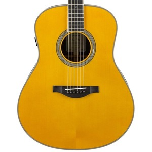 Yamaha LL-TA TransAcoustic Guitar - Vintage Tint