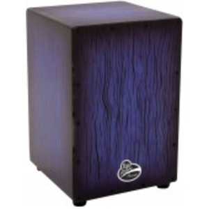 Lp Aspire Accents Cajon - Blue Burst Streak