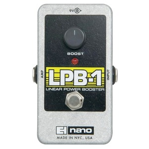 Electro Harmonix LPB1 - Linear Power Boost Pedal