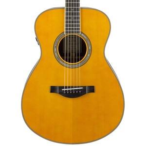 Yamaha LS-TA TransAcoustic Guitar - Vintage Tint