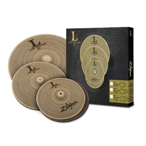 Zildjian L80 LV348 Low Volume Cymbal Set
