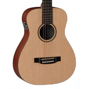 Martin X Series Little Martin Electro Acoustic Guitar