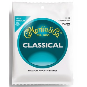 Martin Classical Strings - Plain Ends