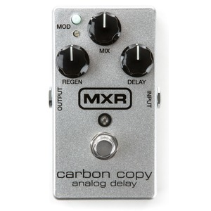 MXR Carbon Copy Analogue Delay 10th Anniversary