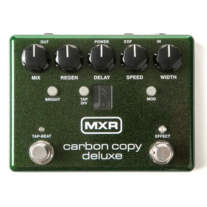 MXR M292 Carbon Copy DELUXE Analogue Delay