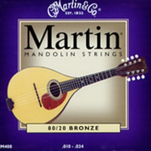 Martin M400 Mandolin Strings