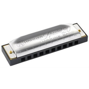 Hohner Marine Band Special 20 - F
