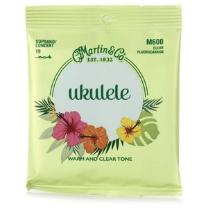 Martin M600 Ukulele Strings