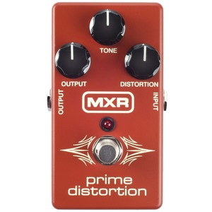 MXR Prime Distortion Pedal