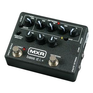 MXR M80 Bass DI+ Distortion Direct