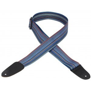 Levy's M8 Guitar Strap - Multi-Coloured