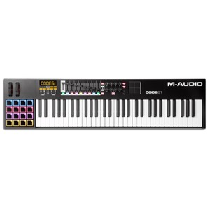 M-audio CODE 61 (Black) - USB MIDI Controller Keyboard