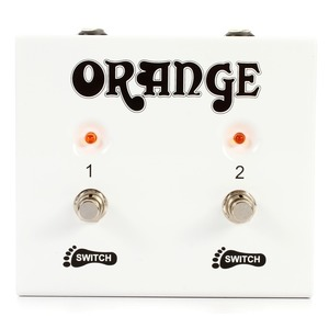 Orange Double Foot Switch