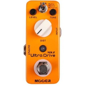 Mooer Ultra Drive Mk II Distortion Pedal