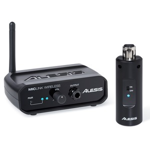 Alesis MicLink Wireless - Digital Wireless Mic Adapter
