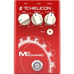 Tc Helicon Mic Mechanic 2 - Vocal Processor