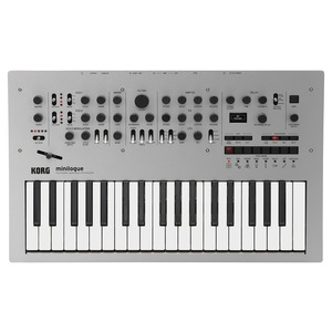Korg Minilogue - Polyphonic Analogue Synth