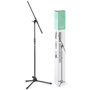 Stagg MIS-0822BK Boom Mic Stand