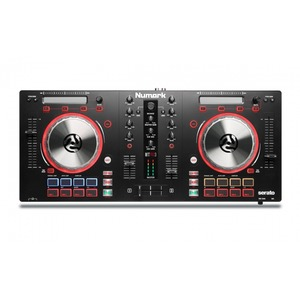 Numark Mixtrack Pro III DJ Software Controller with Audio I/O