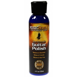 Music Nomad Guitar Polish - For Matt and Gloss Finishes