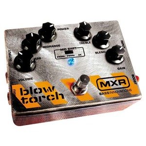 MXR M181 Bass Blow Torch Distortion/Fuzz