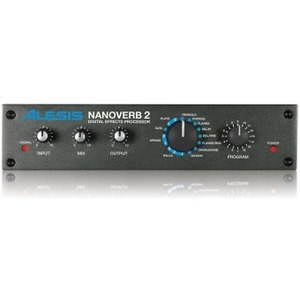 Alesis Nanoverb 2 - Digital Effects Processor
