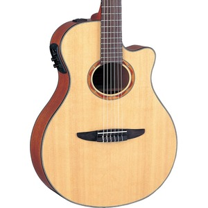 Yamaha NTX700 Electro Nylon Guitar - Natural