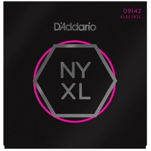D'addario NYXL0942 Electric Guitar Strings - 09-42