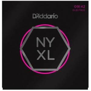 D'addario NYXL0942 Electric Guitar Strings - 09-42