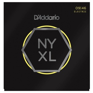 D'addario NYXL0946 Electric Guitar Strings - 9-46