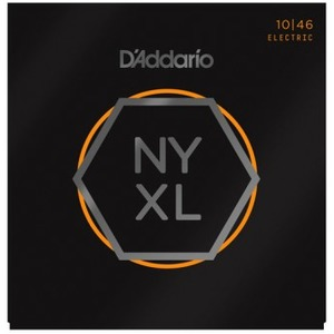 D'addario NYXL1046 Electric Guitar Strings - 10-46