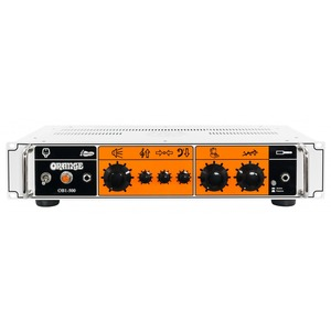 Orange OB1-500 500w Bass Head with 'Bi-Amped' Design