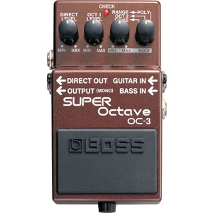 Boss OC3 Octave Pedal