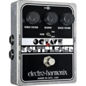 Electro Harmonix Octave Multiplexer - Analog Sub Octave Generator
