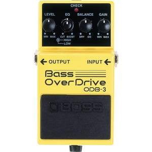 Boss ODB3 Bass Overdrive