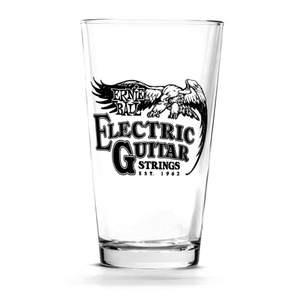 Ernie Ball Ernie Ball Vintage Logo Pint Glass