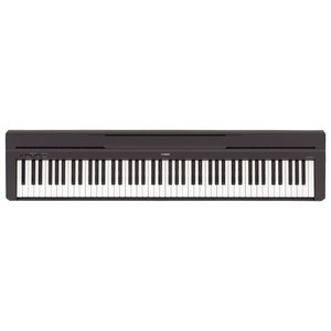 Yamaha P45 Digital Piano - Black