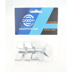 Dixon Hardware Wing Nuts 2 Pack - 6mm