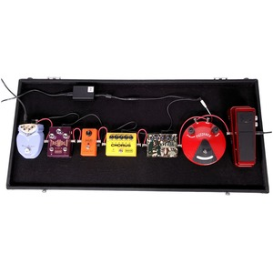 Diago Tourman Pedal Board