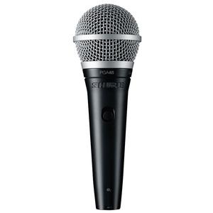 Shure PGA48 Vocal Microphone - XLR-XLR